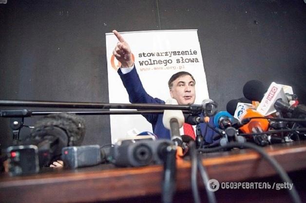 """""""Спокойно прилечу в """"Борисполь"""": Саакашвили озвучил планы на ближайшее время"""